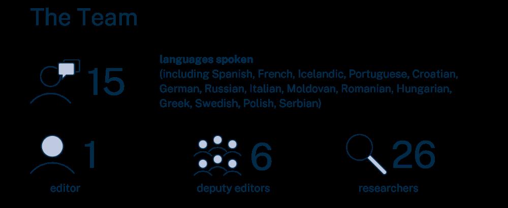 infographic-the Chambers Europe team